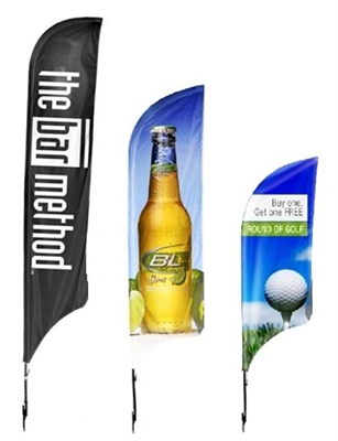 Premium Feather Flags